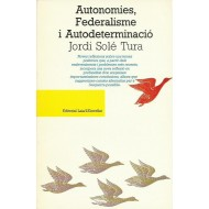 AUTONOMIES,FEDERALISME I AUTODETERMINACIÓ
