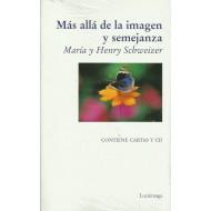 MÁS ALLÁ DE LA IMAGEN Y SEMEJANZA (Contiene CD y cartas)