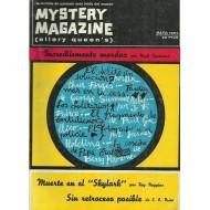 MYSTERY MAGAZINE MAYO 1964