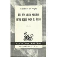 DEL REY ABAJO NINGUNO ENTRE BOBOS ANDA EL JUEGO