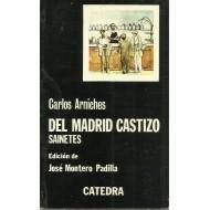 DEL MADRID CASTIZO SAINETES
