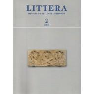LITTERA 2 2010  Revista de estudios literarios