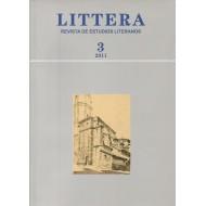 LITTERA 3 2011  Revista de estudios literarios