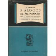DIÁLOGOS CON MR.POUGUET