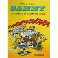 SAMMY LOS GORILAS SE HACEN LOS LOCOS