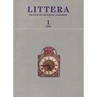 LITTERA 1 2009  Revista de estudios literanos