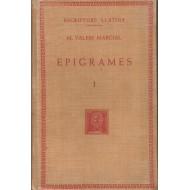 EPIGRAMES I