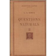 QUESTIONS NATURALS II