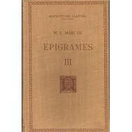 EPIGRAMES III
