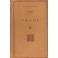 TRAGEDIES III Traducció de Carles Riba