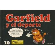 GARFIELD Y EL DEPORTE