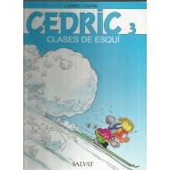 CEDRIC 3 CLASES DE ESQUÍ