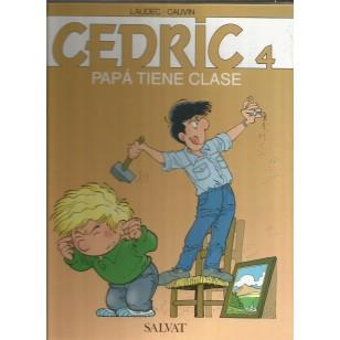 CEDRIC 4 PAPÁ TIENE CLASE