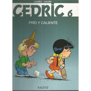 CEDRIC 6 FRÍO Y CALIENTE