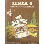 SENDA 4 Libro básico de lectura