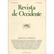REVISTA DE OCCIDENTE 42 Noviembre 1984