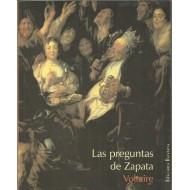 LAS PREGUNTAS DE ZAPATA