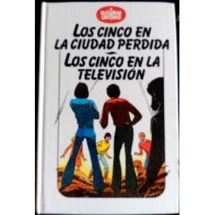 LOS CINCO EN LA CIUDAD PERDIDA/LOS CINCO EN LA TELEVISIÓN