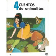 4 CUENTOS DE ANIMALITOS