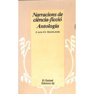NARRACIONS DE CIENCIA FICCIÓ ANTOLOGIA