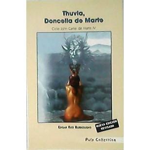 THUVIA DONCELLA DE MARTE John Carter 4