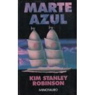 MARTE AZUL 1ªEdición