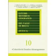ESTUDIO HISTÓRICO GEOGRÁFICO DEL VALLE DE BIELSA (HUESCA)