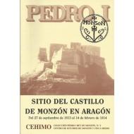SITIO DEL CASTILLO DE MONZÓN EN ARAGÓN