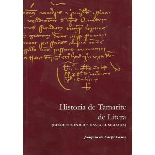 HISTORIA DE TAMARITE DE LITERA