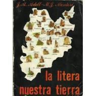 LA LITERA NUESTRA TIERRA (Autografiado y dedicado por los autores)