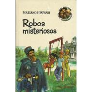 ROBOS MISTERIOSOS