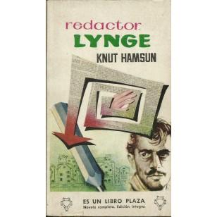 REDACTOR LYNGE