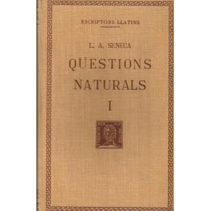 QUESTIONS NATURALS I