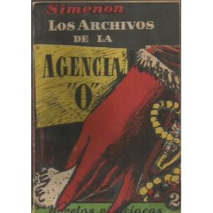 LOS ARCHIVOS DE LA AGENCIA O