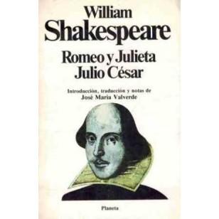 ROMEO Y JULIETA/JULIO CESAR