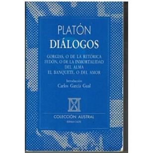 DIALOGOS.GORGIAS O DE LA RETORICA....