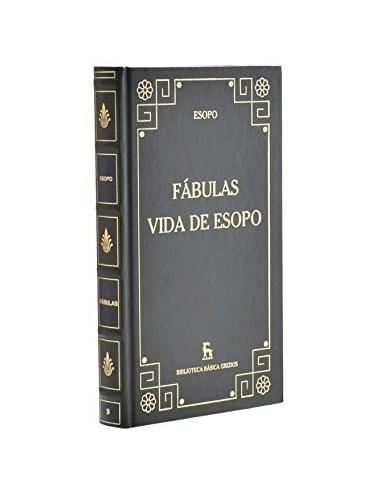 FÁBULAS/VIDA DE ESOPO