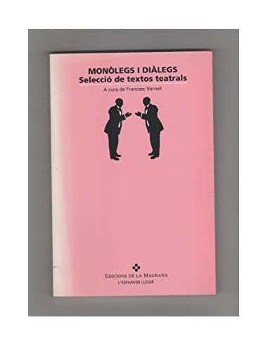 MONÒLEGS I DIÀLEGS