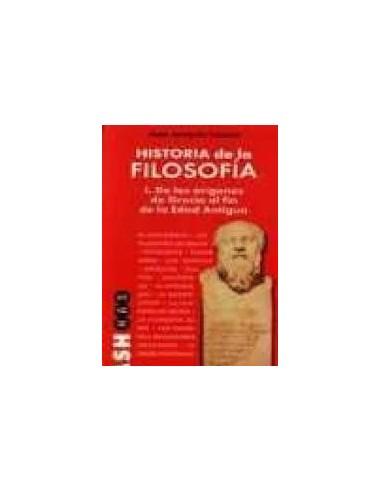 HISTORIA DE LA FILOSOFÍA I de los...