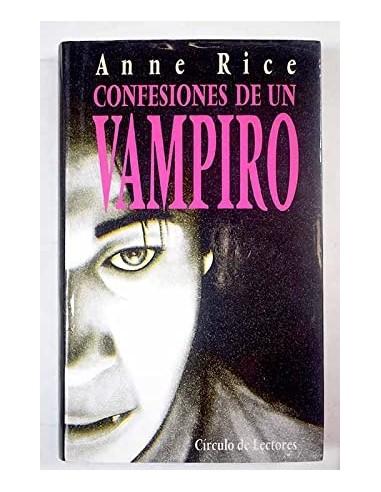 CONFESIONES DE UN VAMPIRO